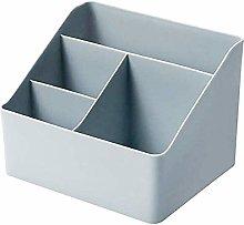 CWJ Multifunctional Desktop Storage Box, Desk and