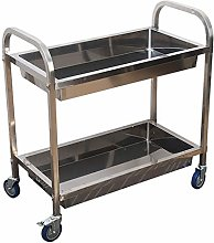 CWJ Service Cart Tool Trolley Kitchen Living Room