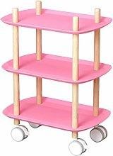 CWJ Serving Cart Kitchen Cart Kitchen Cart,