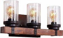 CWJ Wall Lighting Fixtures Wooden Wall Sconce Wall