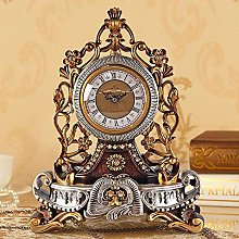 CWLLWC Mantel Clocks, Li Sheng European Clock