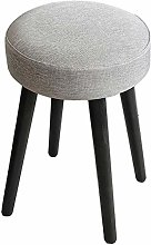 CWT-sofa Furniture Creative Small Stool Solid Wood