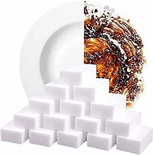 CWYP-MS Pack of 100 Magic Eraser Sponges for Stain