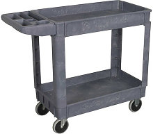 CX202 2-Level Composite Heavy-Duty Trolley - Sealey