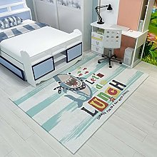 CXJC Crawling Bedroom Decoration Carpets For Men