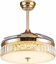 CXQ Remote Control 42 Inch Ceiling Lamp Fashion