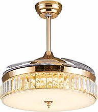 CXQ Remote Control 52 Inch Ceiling Lamp Fashion