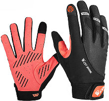 Cycling Gloves Full Finger Bicycle Gloves Biking