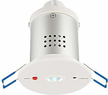 Cyclo 2 LED Emergency Non-Maintained Recessed Self