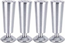 Cylficl. 4pcs Furniture Legs Feet Sofa Feet With