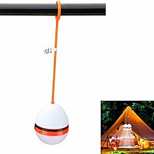 CZ 2 PCS Portable Lantern Camping Light Silicone