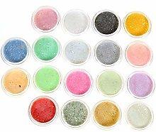 CZYU 12/18 Color Acrylic Dust Carving Powder Gel