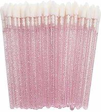 CZYU® 50 Pieces Disposable Crystal MakeUp Lip