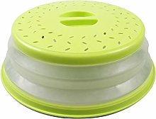 D DOLITY Red/Yellow/Blue 2 in 1 Microwave Plastic