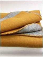 D&T Design - Blanket 100% Virgin Wool Double Face