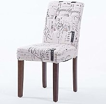 DACHENGJIN Chair Dining Chair Solid Wood Dining