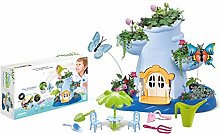 Dacyflower Kids Garden Toy Kit Pretend Play Set