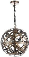 Där Lighting - Copper Ball Voyage Pendant Light -