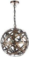 Där Lighting - Copper Ball Voyage Pendant Light -