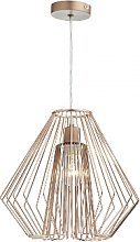 Där Lighting - Copper Needle Pendant Light -