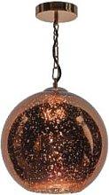 Där Lighting - Copper Speckle Pendant Light -