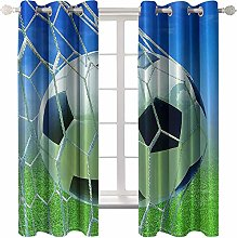 Daesar Curtain for Living Room 2 Panels, Bedroom