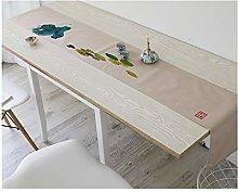 Daesar Table Runner 32x190CM, Table Runner Cotton