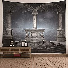 Daesar Wall Hanging Tapestry, Tapestry Curtains