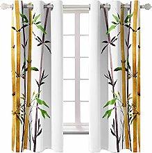 Daesar Window Curtains 2 Panel Sets, Curtains