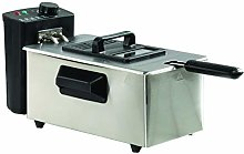 Daewoo 2000W Deep Fat Fryer with Window Lid and 3L