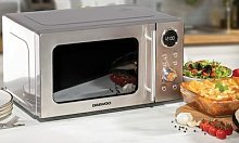 Daewoo 20L Digital Microwave and Grill