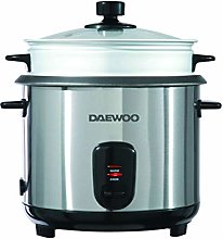 Daewoo Rice Cooker with 1.8L Capacity and Steaming