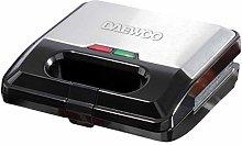 Daewoo SDA1562 3-in-1 Snack Maker, Sandwich,