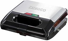 Daewoo SDA1562 3-in-1 Snack Maker, Sandwich,