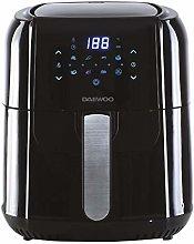 Daewoo SDA1804 5.5L Digital Air Fryer, Healthy Low