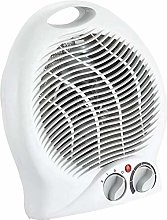 Daewooo 2000W Electric Fan Heater Portable Quiet