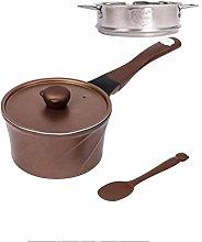 DAGUAI Safe Nonstick Cooking Small Milk Pan with