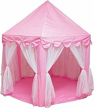 DAHANG Children Portable Tent Indoor Princess