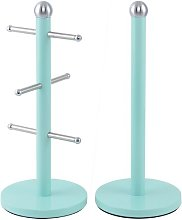 Dainty Free Standing 2 Piece Paper Towel Holder
