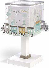 Dalber Children's Bedside Lamp The Night Train