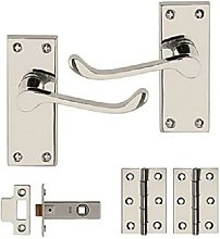 Dale PCP Victorian Scroll Internal Door Pack x 3 -