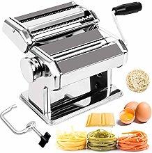 Dalkeyie Pasta Maker Machine, 6 Adjustable