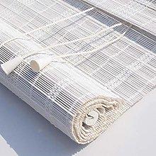 DALL Bamboo Roller Blind Natural Light Filtering