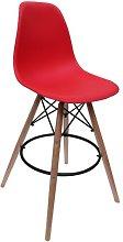 Dallin 70cm Bar Stool Norden Home Colour (Seat):