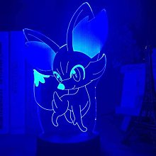 Dalovy Festival 3D Illusion Lamp Led Night Light