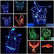 Dalovy Festival 3D Lamp Game Cartoon Japanese
