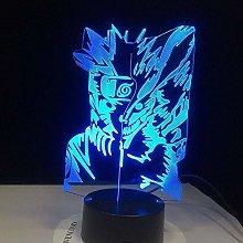 Dalovy Festival 3D Led Night Light Table Lamp 3D