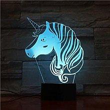 Dalovy Festival 3D Led Night Lights Light For Home