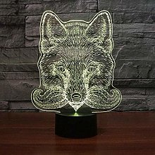 Dalovy Festival Night Lights Wolf Shape 7 Color