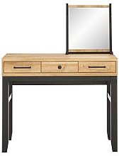 Dalston Dressing Table And Mirror Set